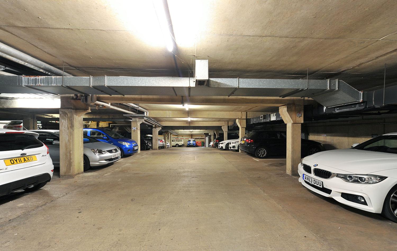 Richmond Car Park Bournemouth